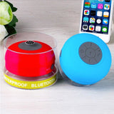 Mini Portable Waterproof Wireless Bluetooth Speaker - CMK ELECTRONICS