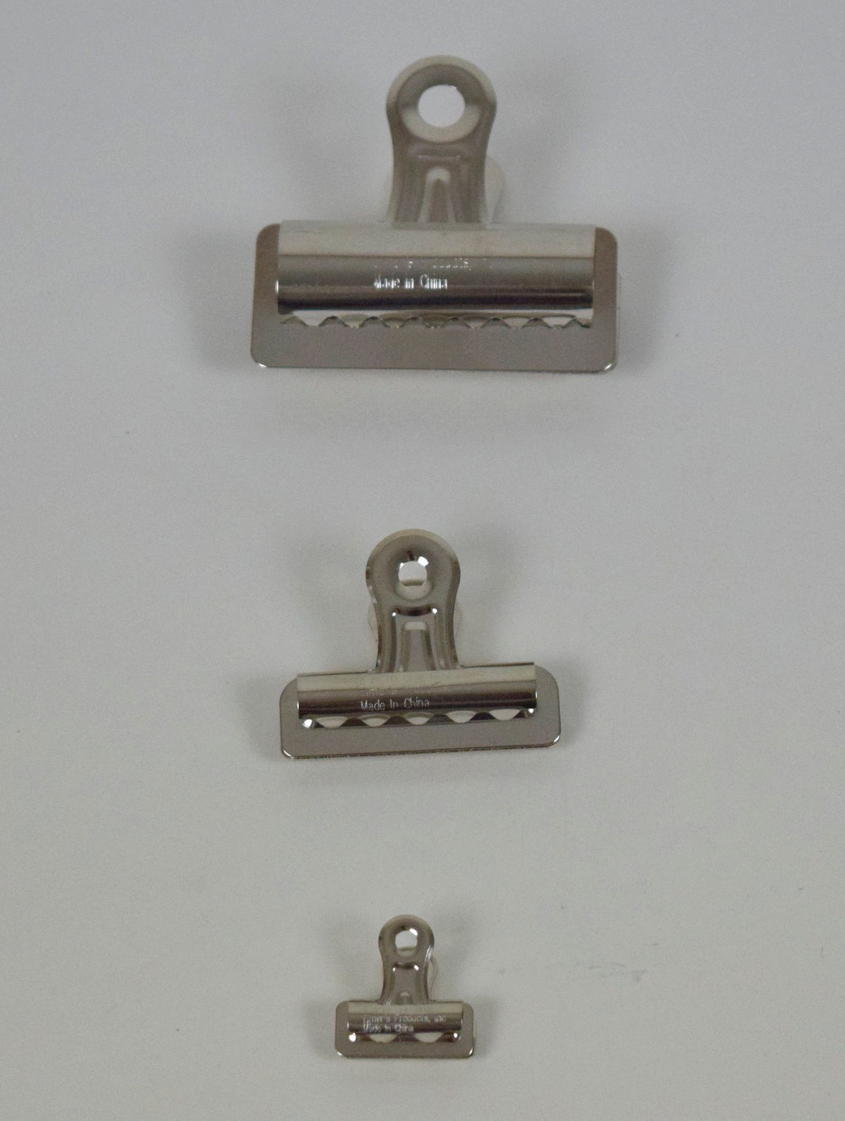 Bulldog Clips (Package)