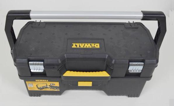 Tool Box with removable tool case