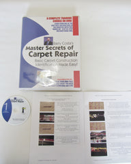 Basic Carpet Construction Identification Made Easy!