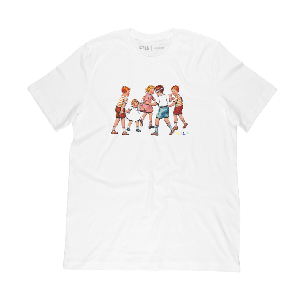 PLAYING KIDS // TEE