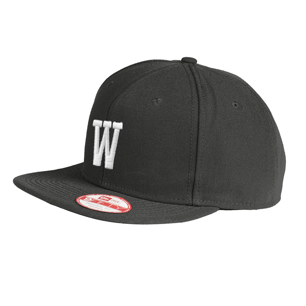 WILK COLLEGE W HAT // BLACK