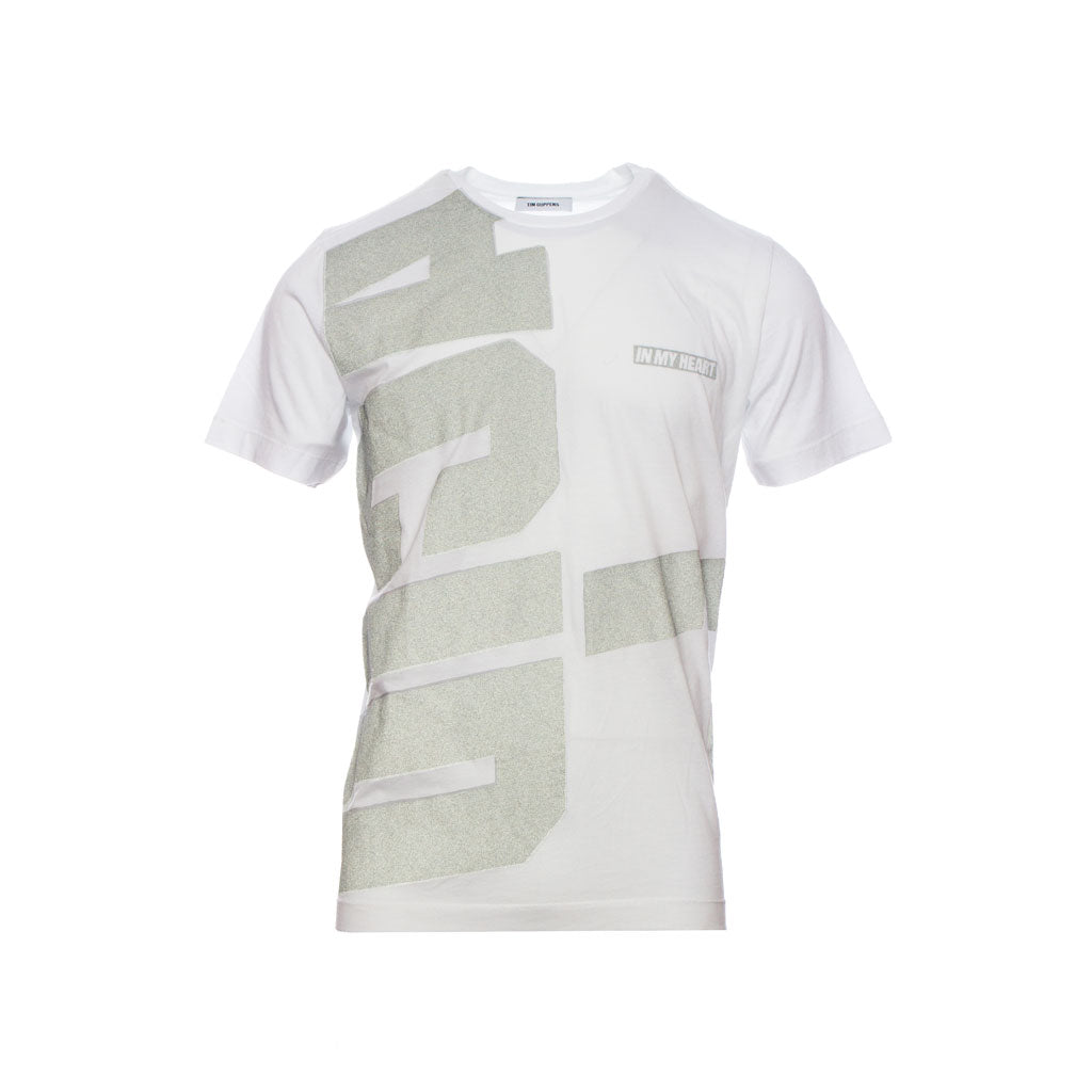 Tim Coppens White Acid T-Shirt
