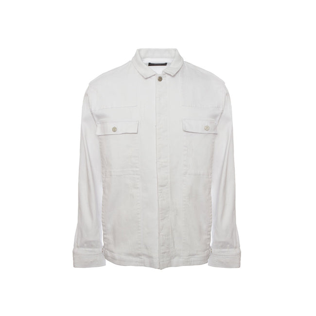 Stampd Distressed Against Denim Jacket