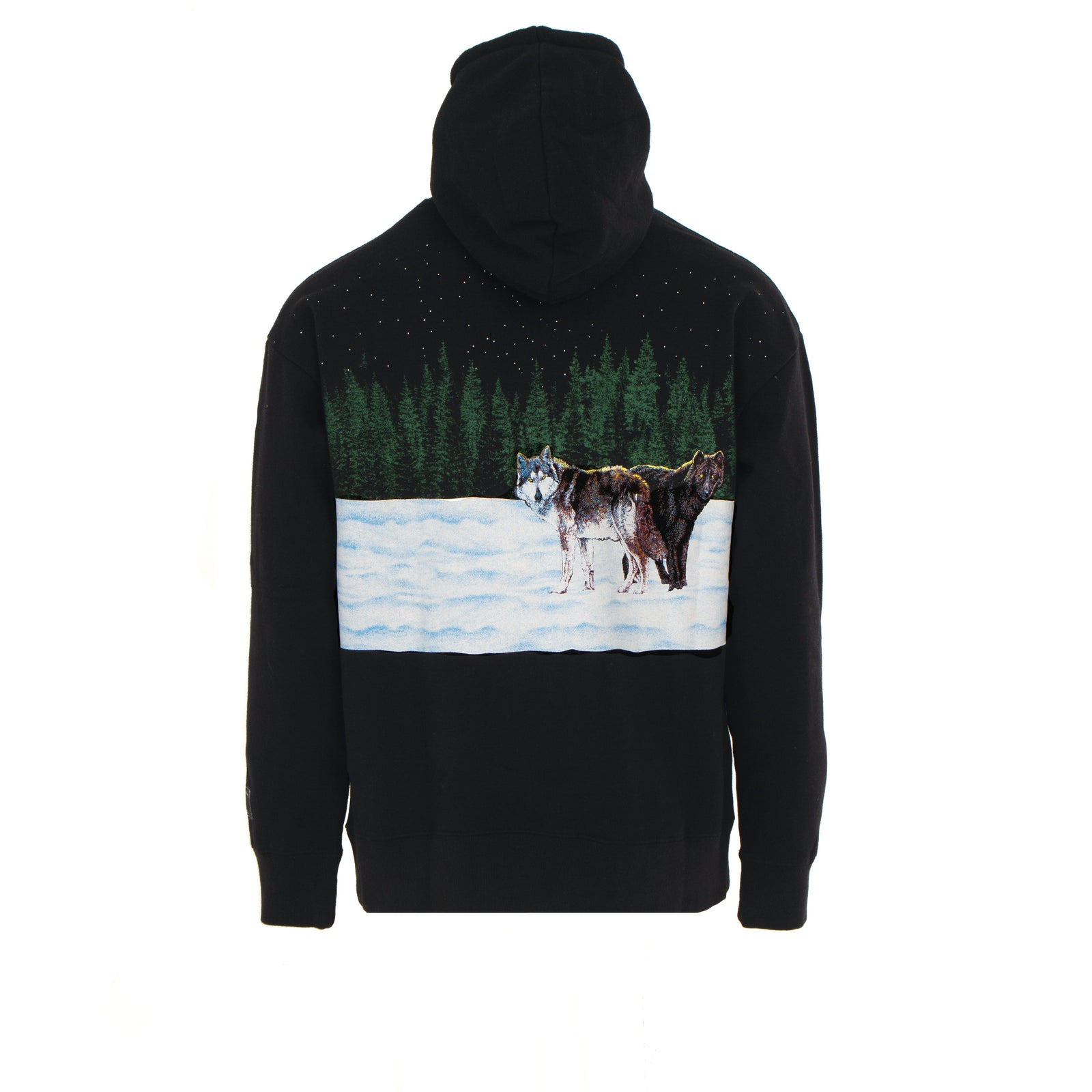 Wolves Oversize Hoodie