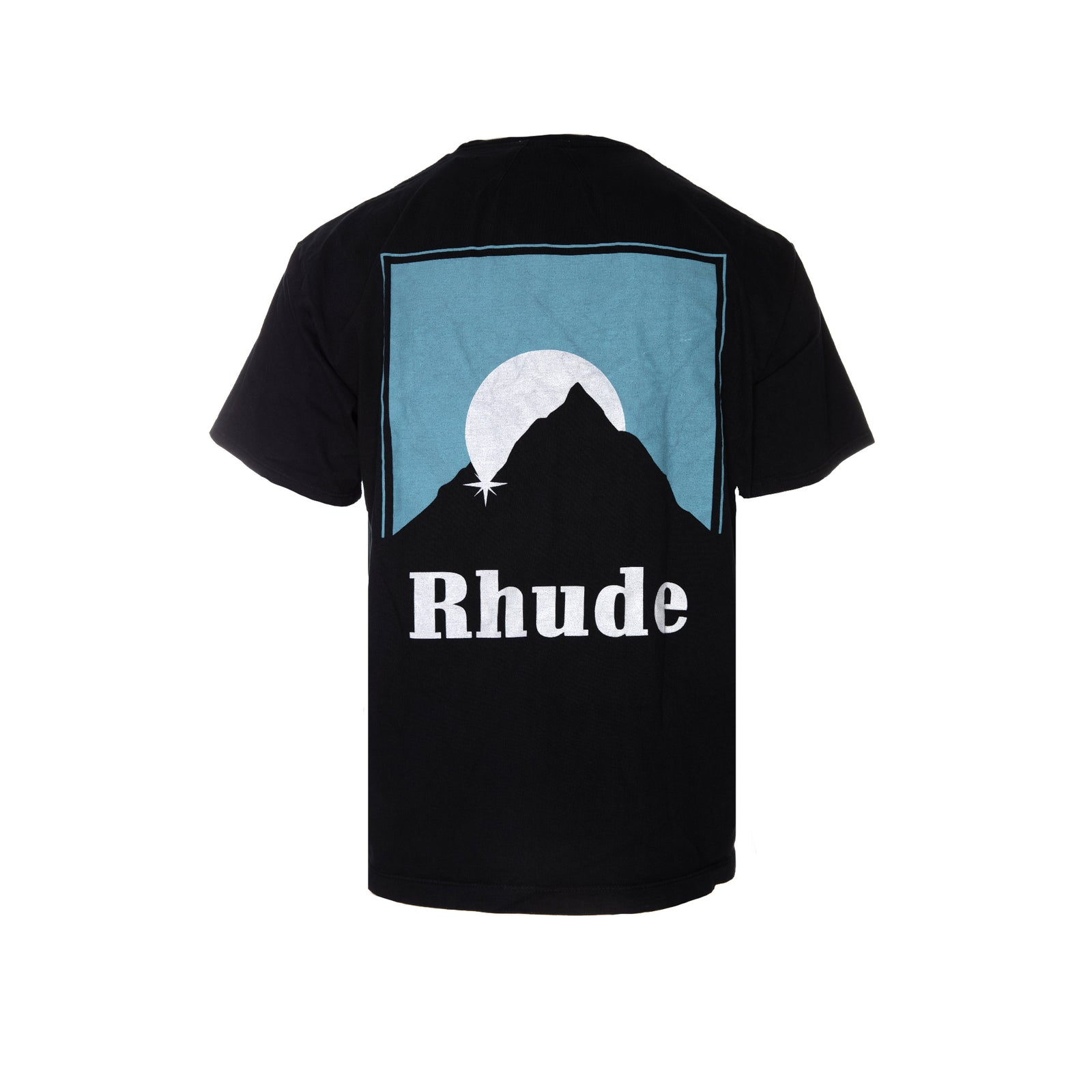 Rhude Sundry Men's Short Sleeve Tee Black