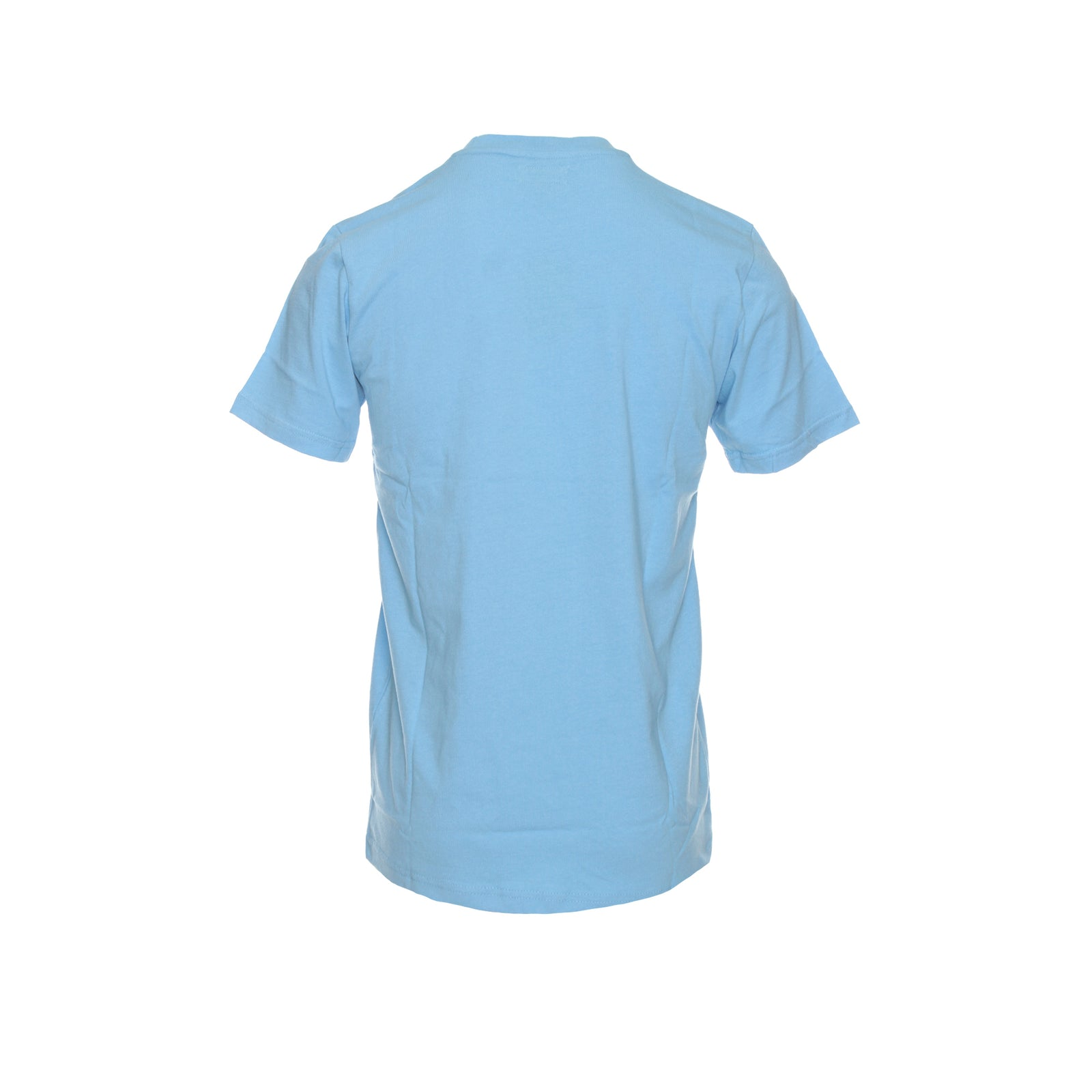 Chinatown Market Beware Short Sleeve Men's Tee Baby Blue