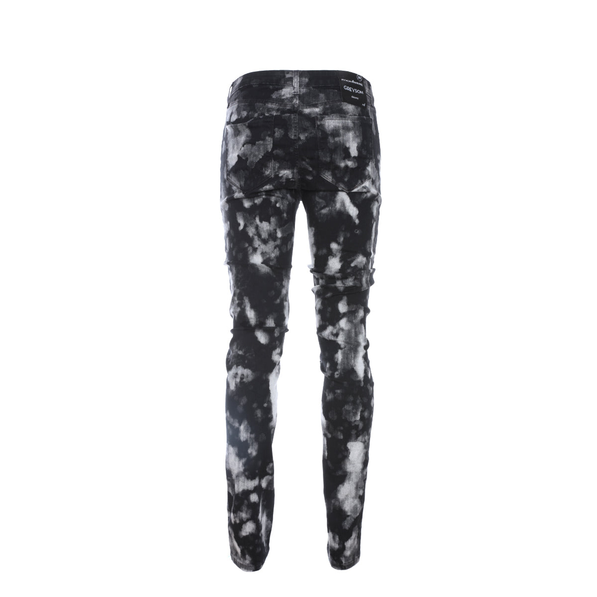 Greyson Distress Galaxy Jeans