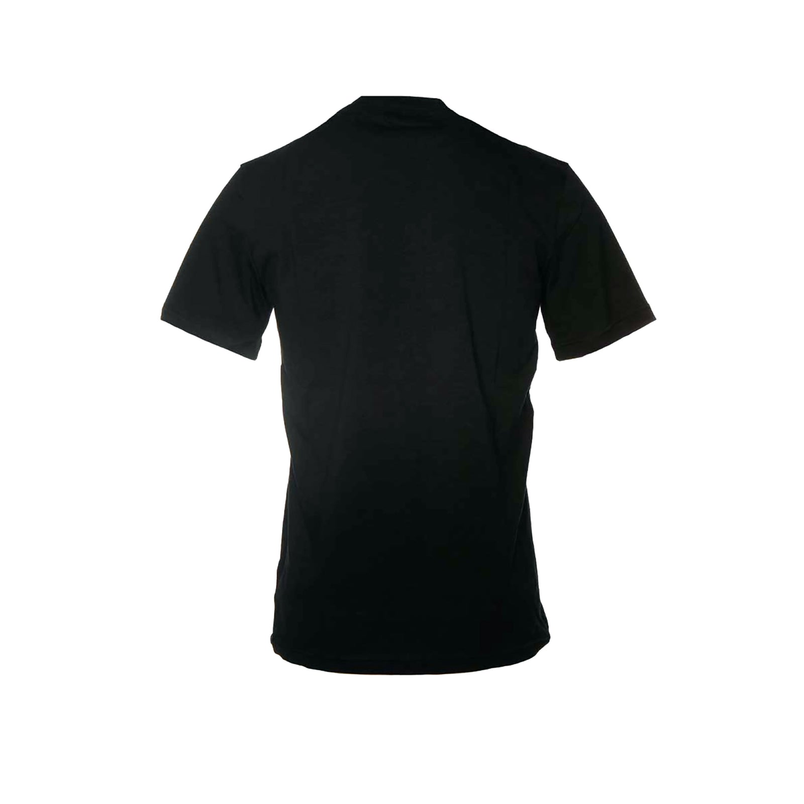 Bricktown Small Burger Tee Black