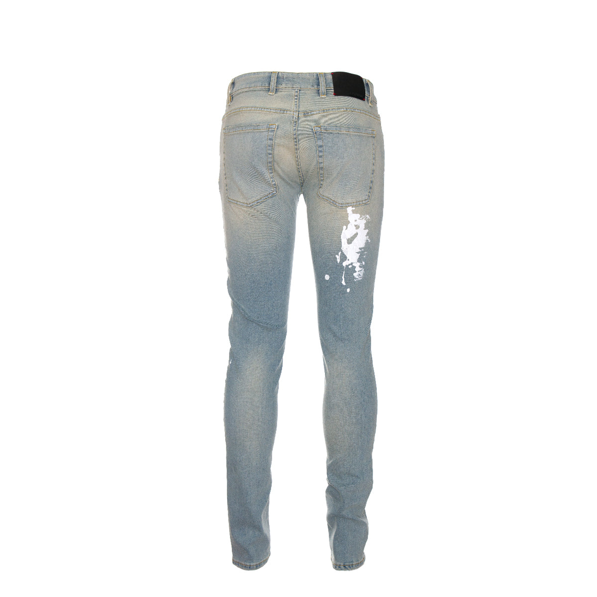 Represent Essential Denim Painter Pale Blue