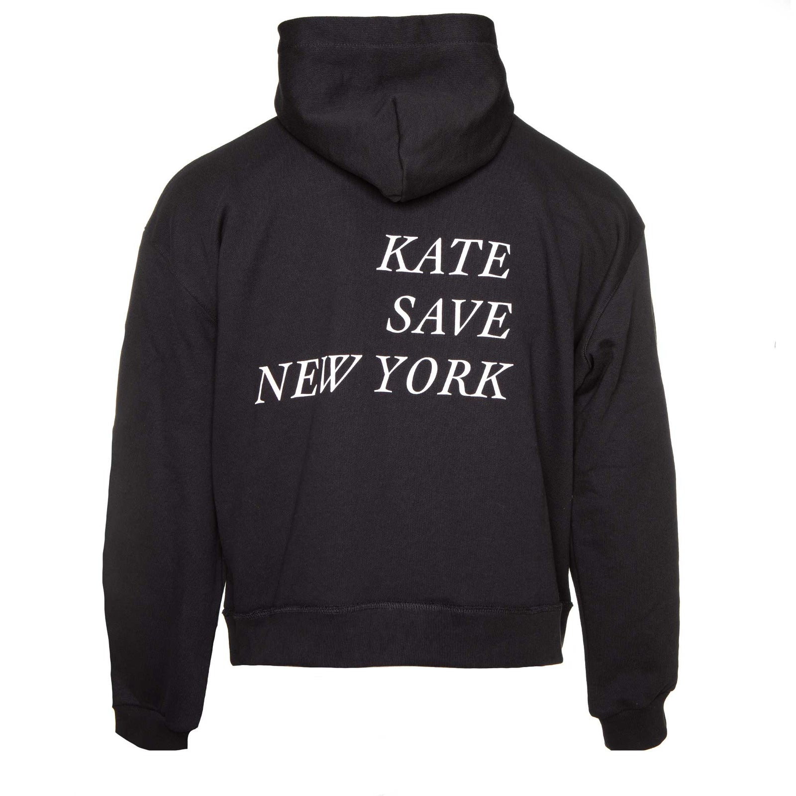 Mr. Completely Kate Boobs Black Hoodie