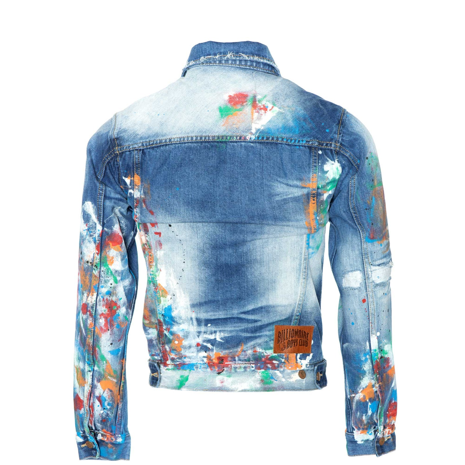 Exhaust Denim Jacket