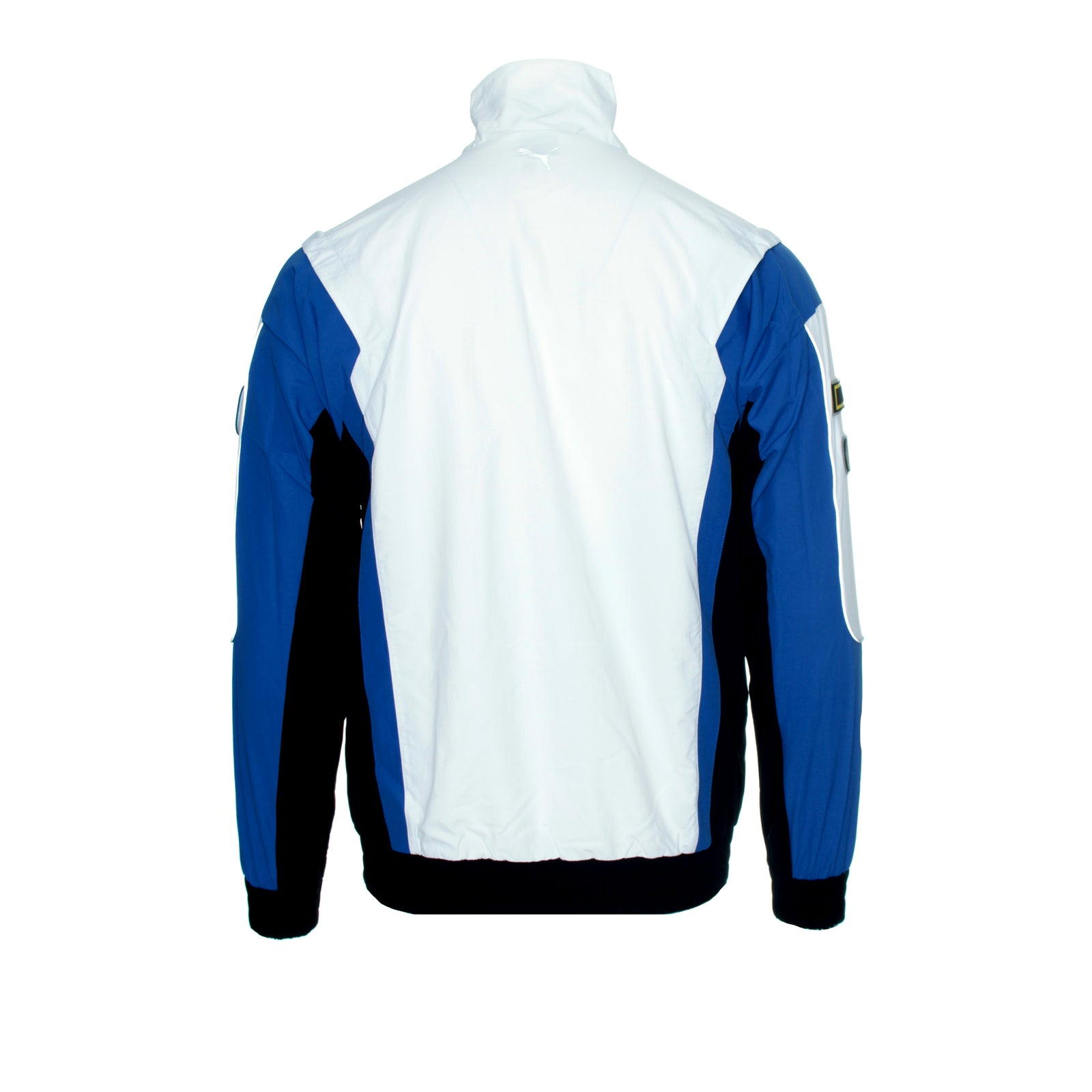 Scudera Ferrari Street Woven Men's Jacket White/Blue