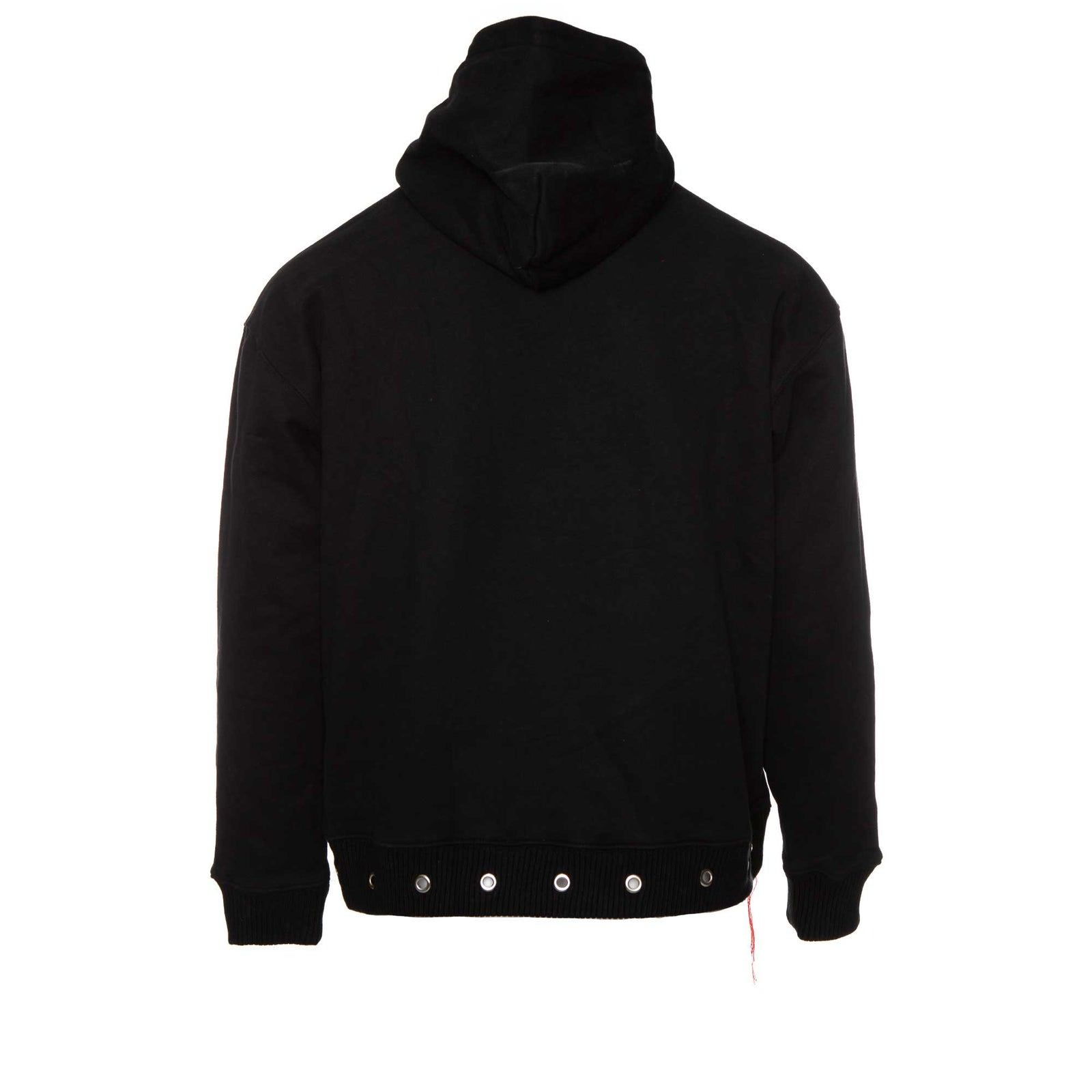 Lifted Anchors Young Split Graphic Hoodie Black