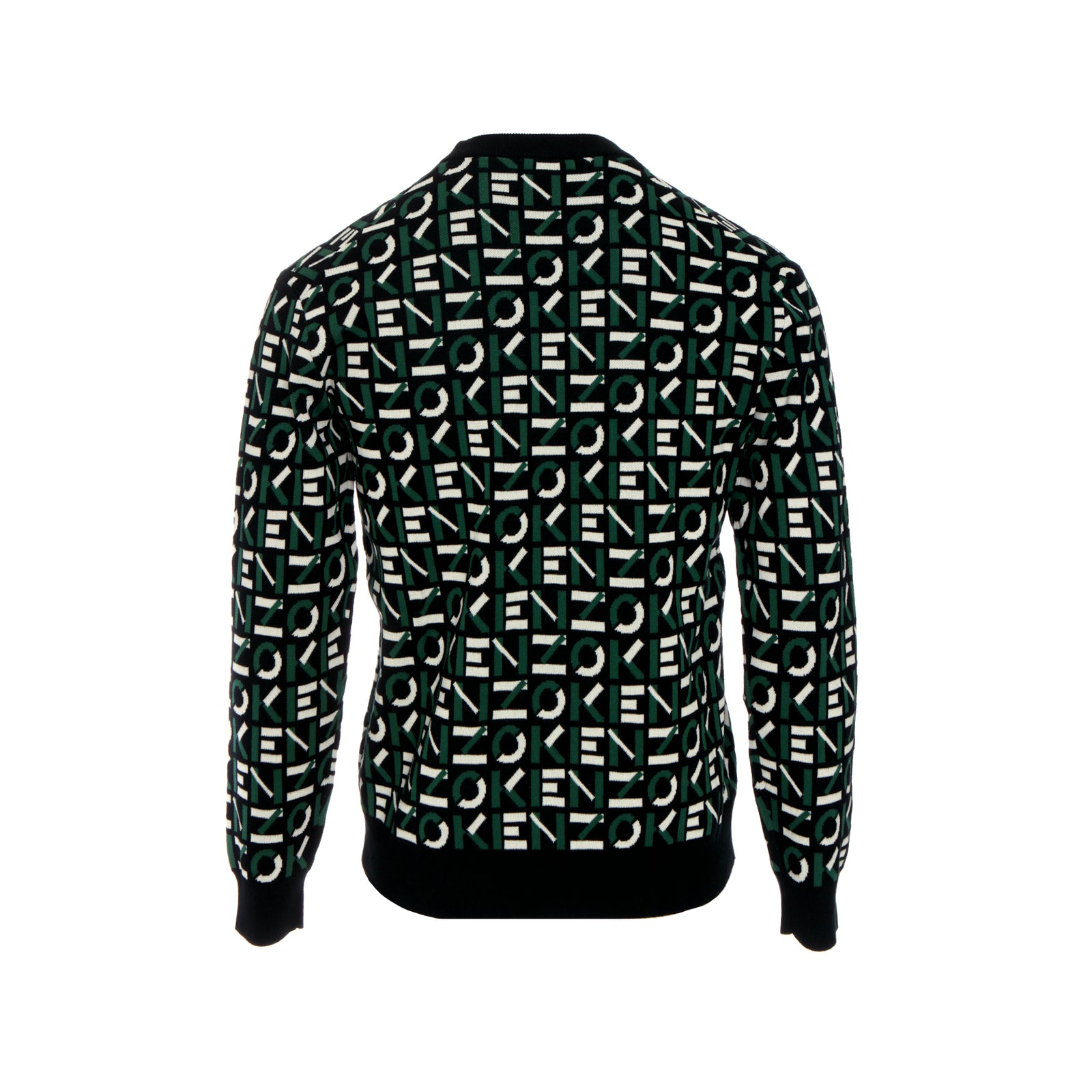 FW20 Kenzo Pairs Sport Small Scale Men's Jumper