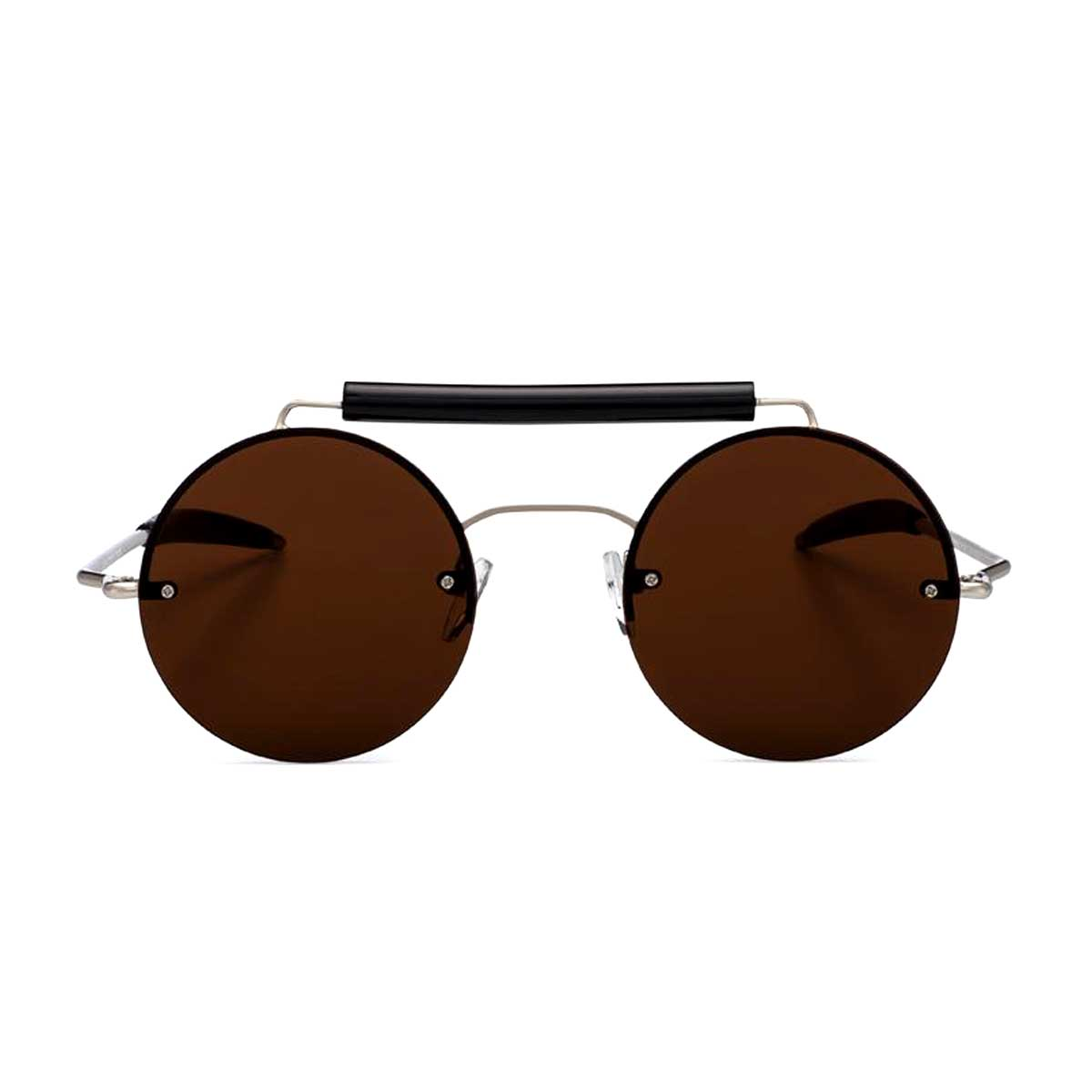 Spitfire Amnesia Sunglasses Brown