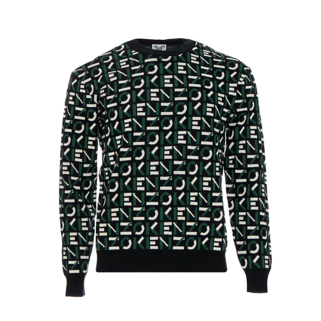 FW20 Kenzo Sport Small Scale Jumper
