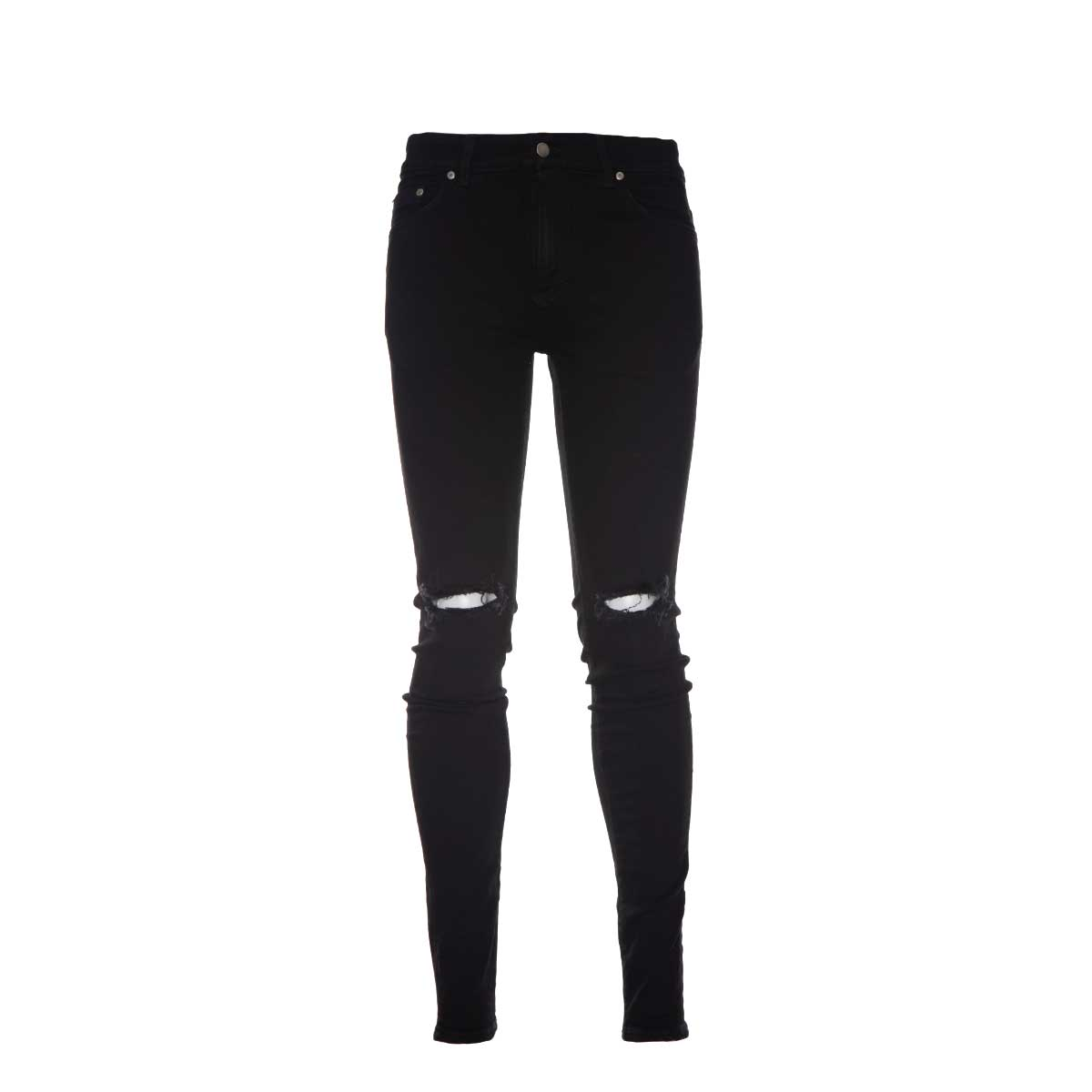 Represent Core Denim - Destroyer Denim FW18 Black