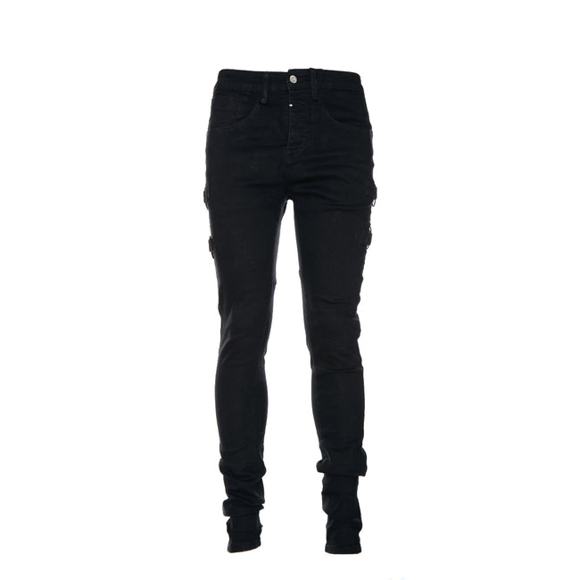 Kollar Harness Denim