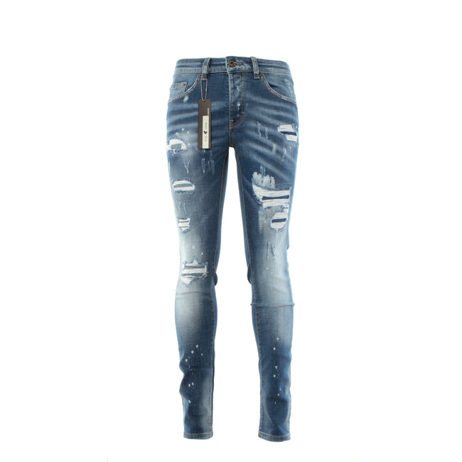 7th Heaven London S465 Men's Designer Jeans