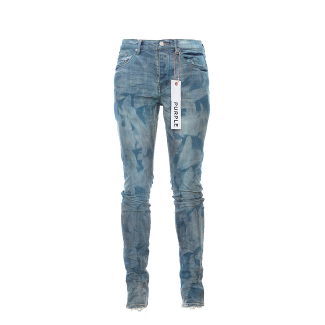 Purple Brand Denim P001 French Blue Indigo Dirty Resin Men's Jean