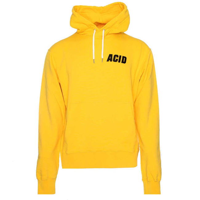 Tim Coppens Yellow Acid Hoodie