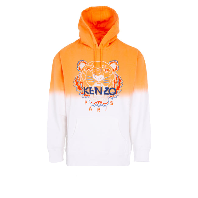 Kenzo Paris Dip Dye Tiger Men's Oversized Hoodie