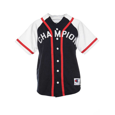 Champion Life Cropped Tee All-Over Logo