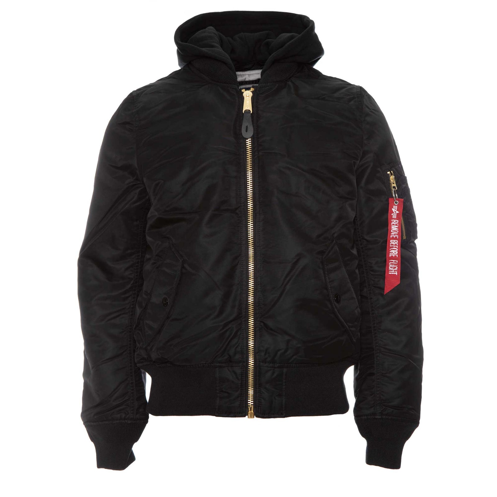 Alpha Industries L-2B Natus Flightier Jacket Black