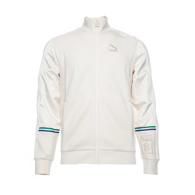 PUMA x BIG SEAN T7 track jacket Whisper White
