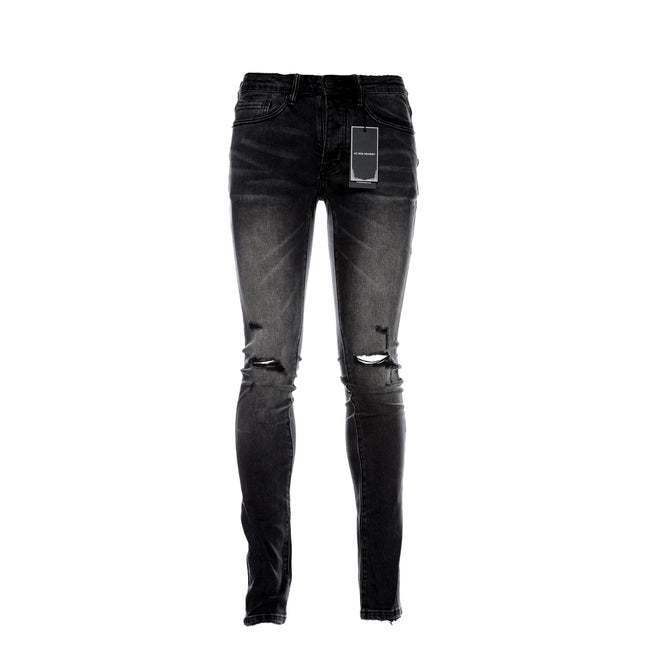 Black Blowout Skinny Jean