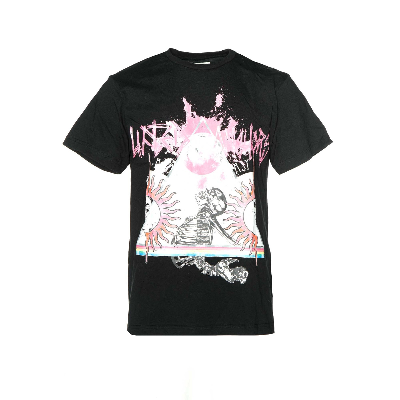 Lifted Anchors Men's Disco Tee Black