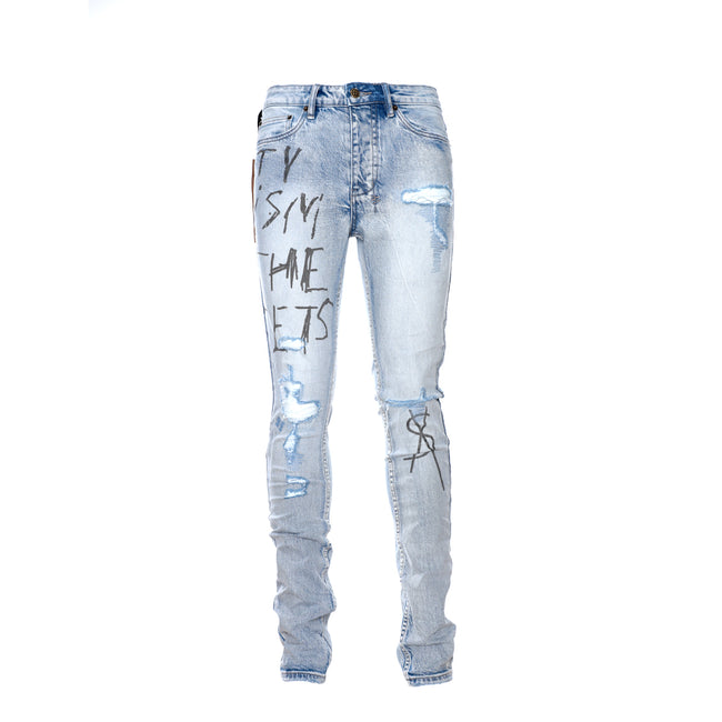 Chitch Washed Out Royalty Jean