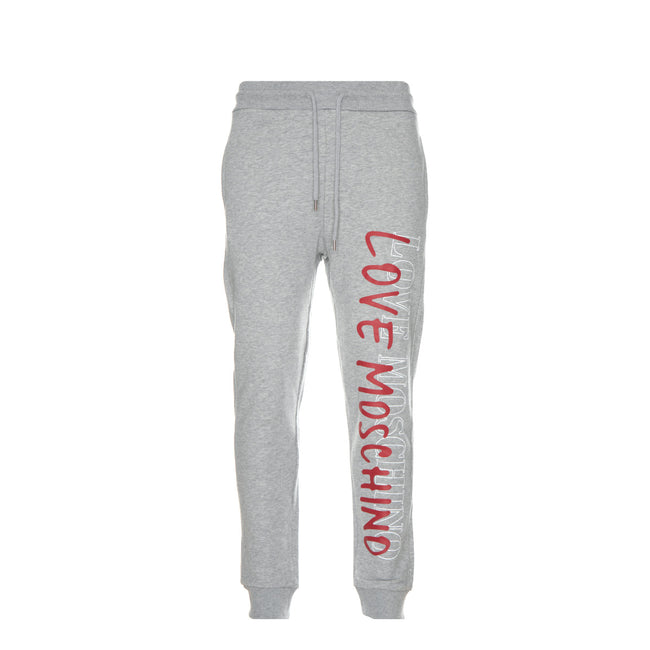 LOVE Moschino men's fleece sweatpants.