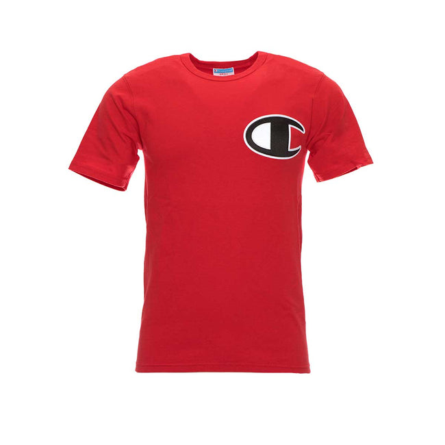 C Applique Logo Tee