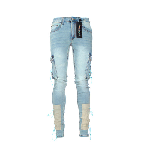 Essential Denim-Bright Blue