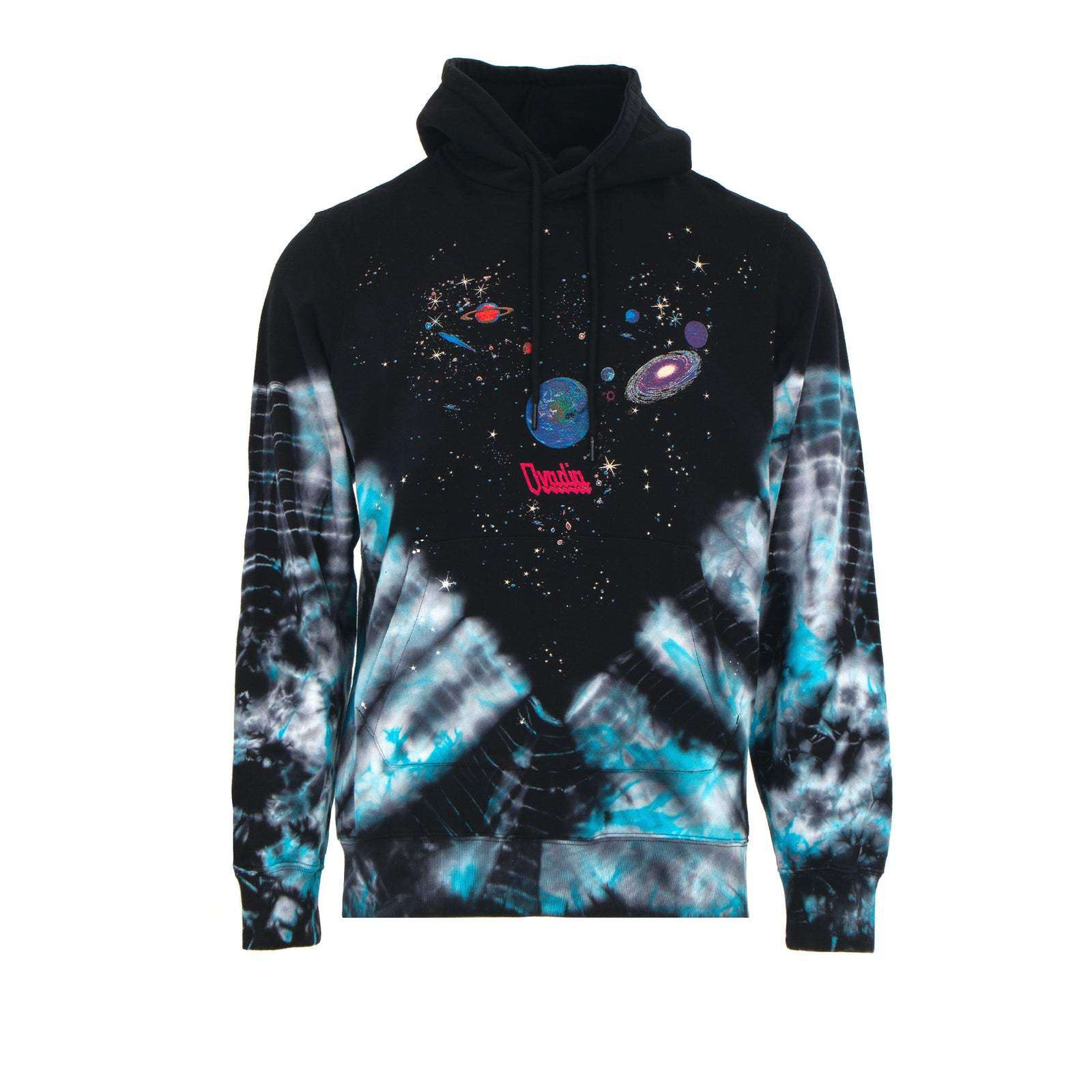 Ovadia NYC Planets Dyed Men's Hoodie