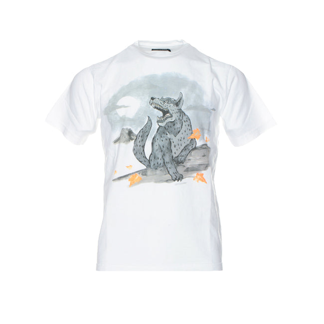Raised by Wolves Souvenir Redux Men's Short Sleeve Tee White