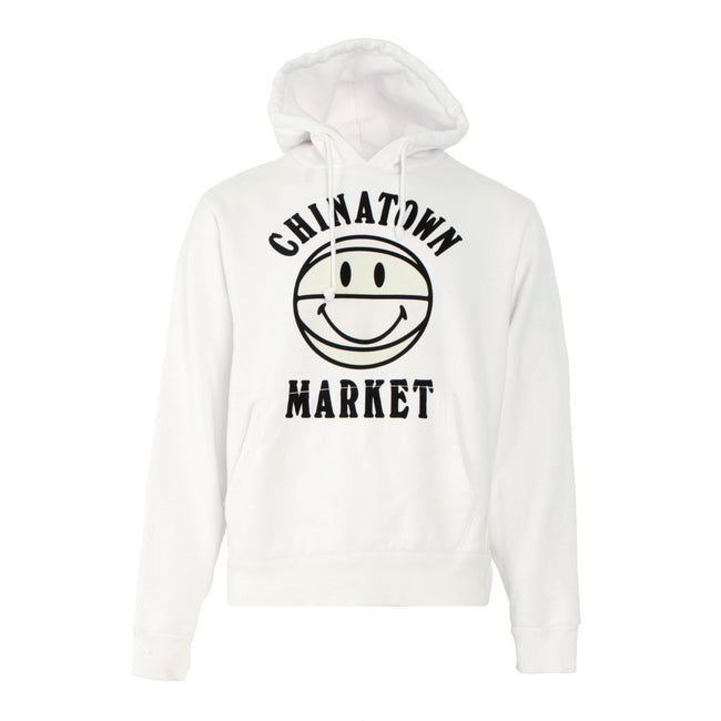 Chinatown Market Smiley Basketball UV Hoodie