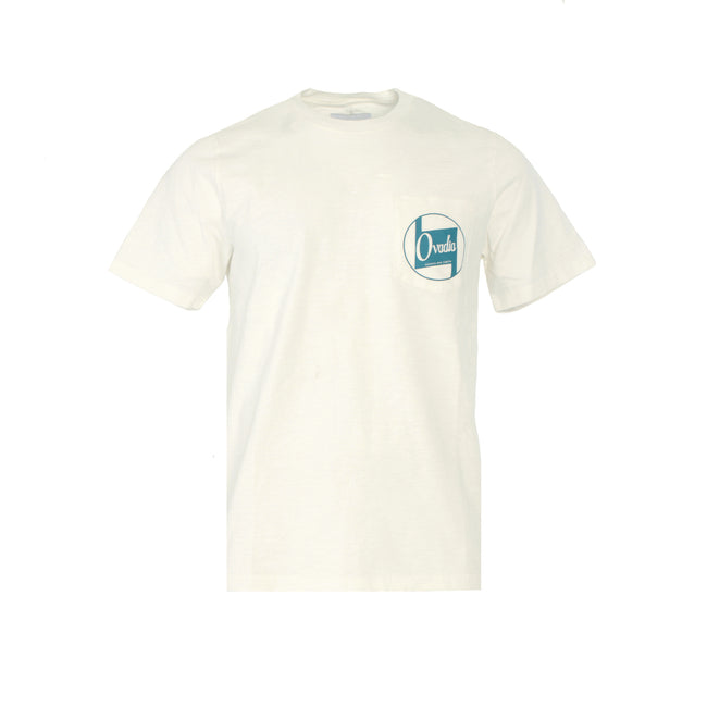 Ovadia Logo Pocket Short Sleeve Tee