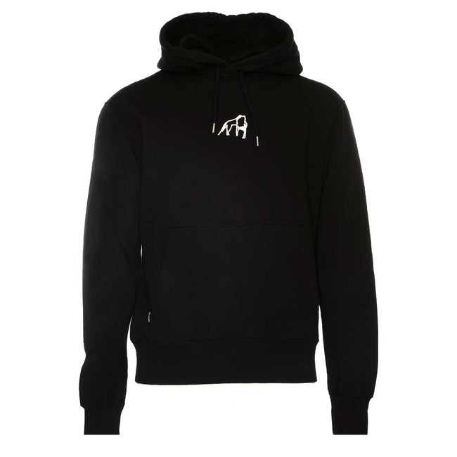 Tim Coppens Black Lion Hoodie Black