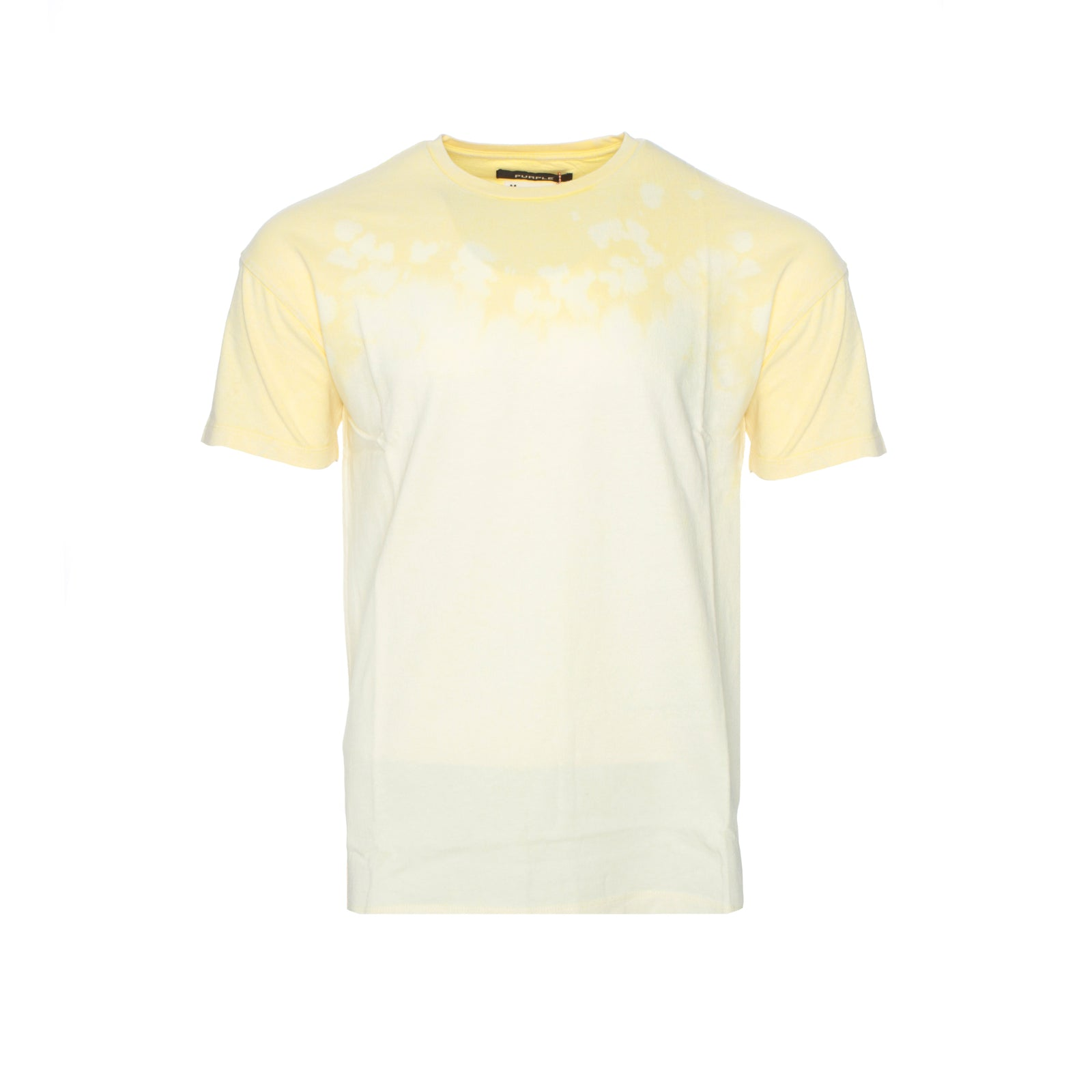 Purple Brand P101 Bleached Yellow Men's SS T-Shirt