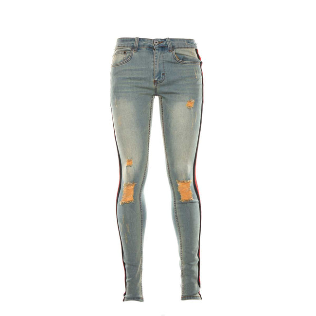 "Serenede ""Double Helix"" Jeans"