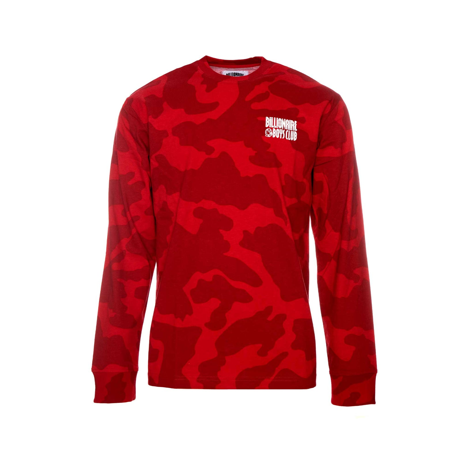 Billionaire Boys Club Sport LS Men's Knit  Red