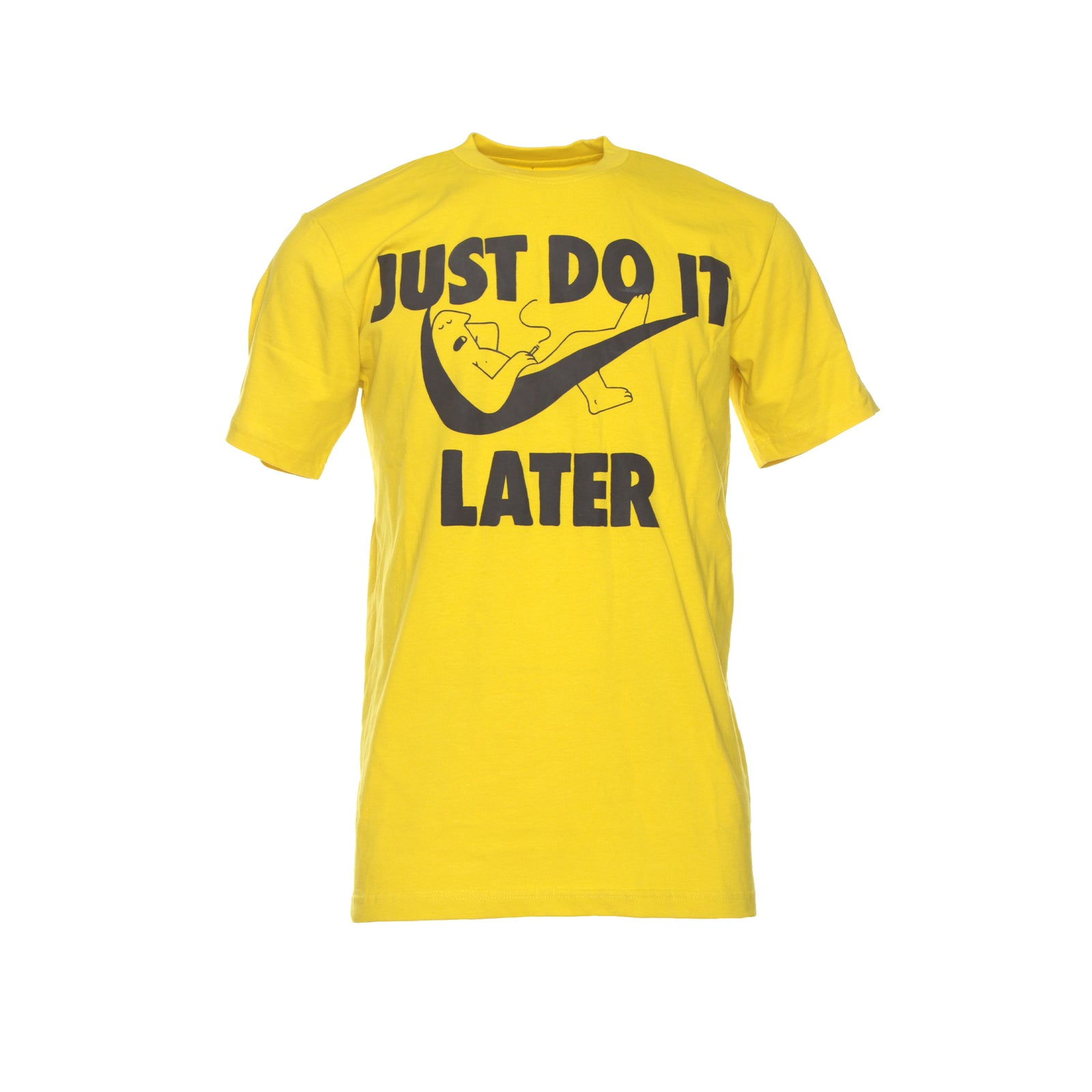 Chinatown Market Just Do It Later Men's Short Sleeve Tee