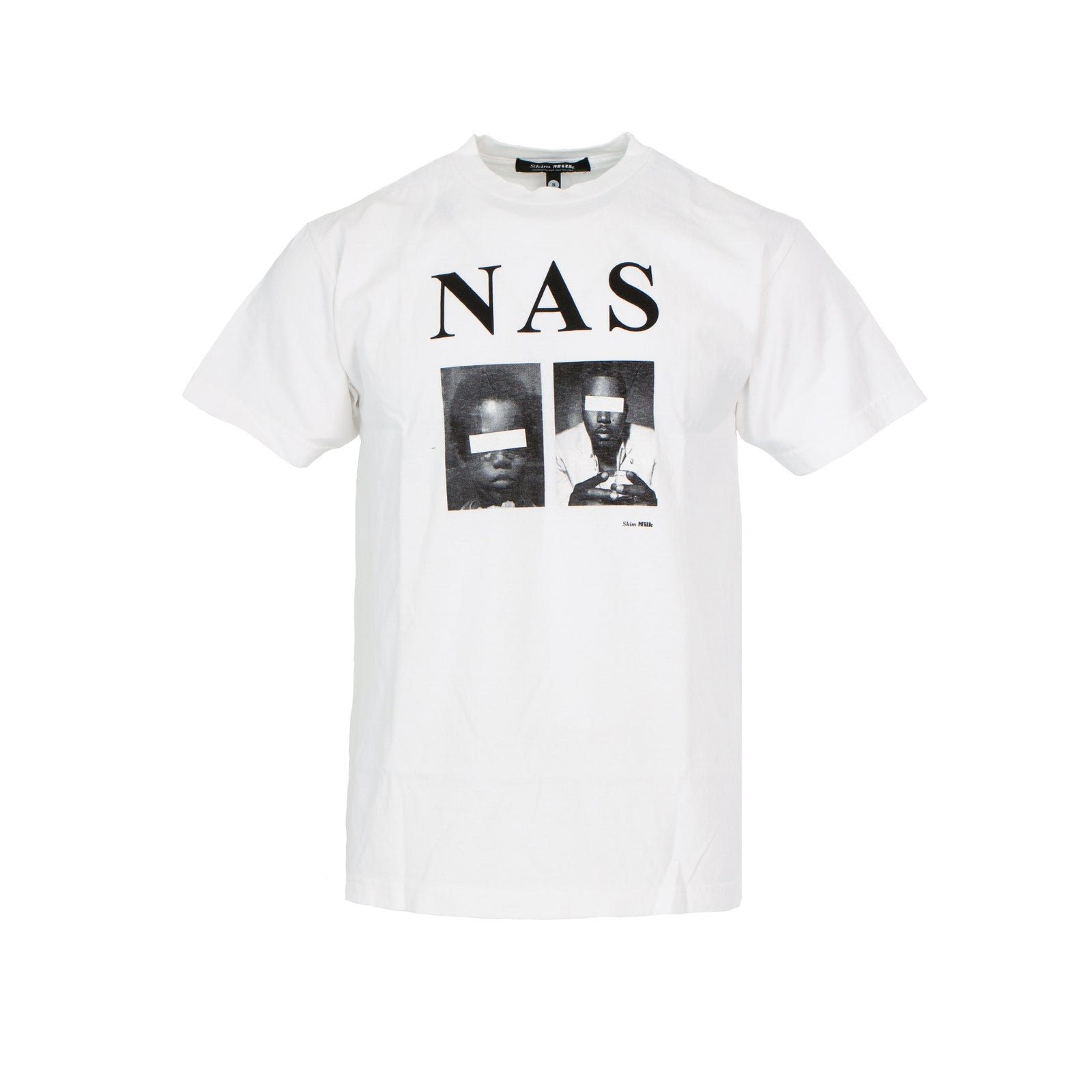 Skim Milk NAS DNA Men's Crewneck Graphic Tee