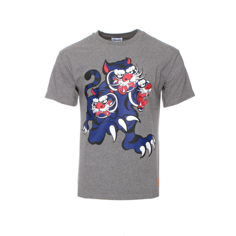 Stitched Tiger T-Shirt