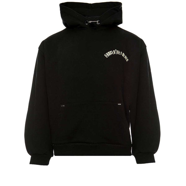 Mr. Completely Completely Black Unlovable Hoodie