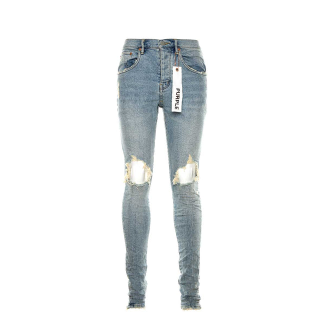 Purple P002 Light Indigo Jeans