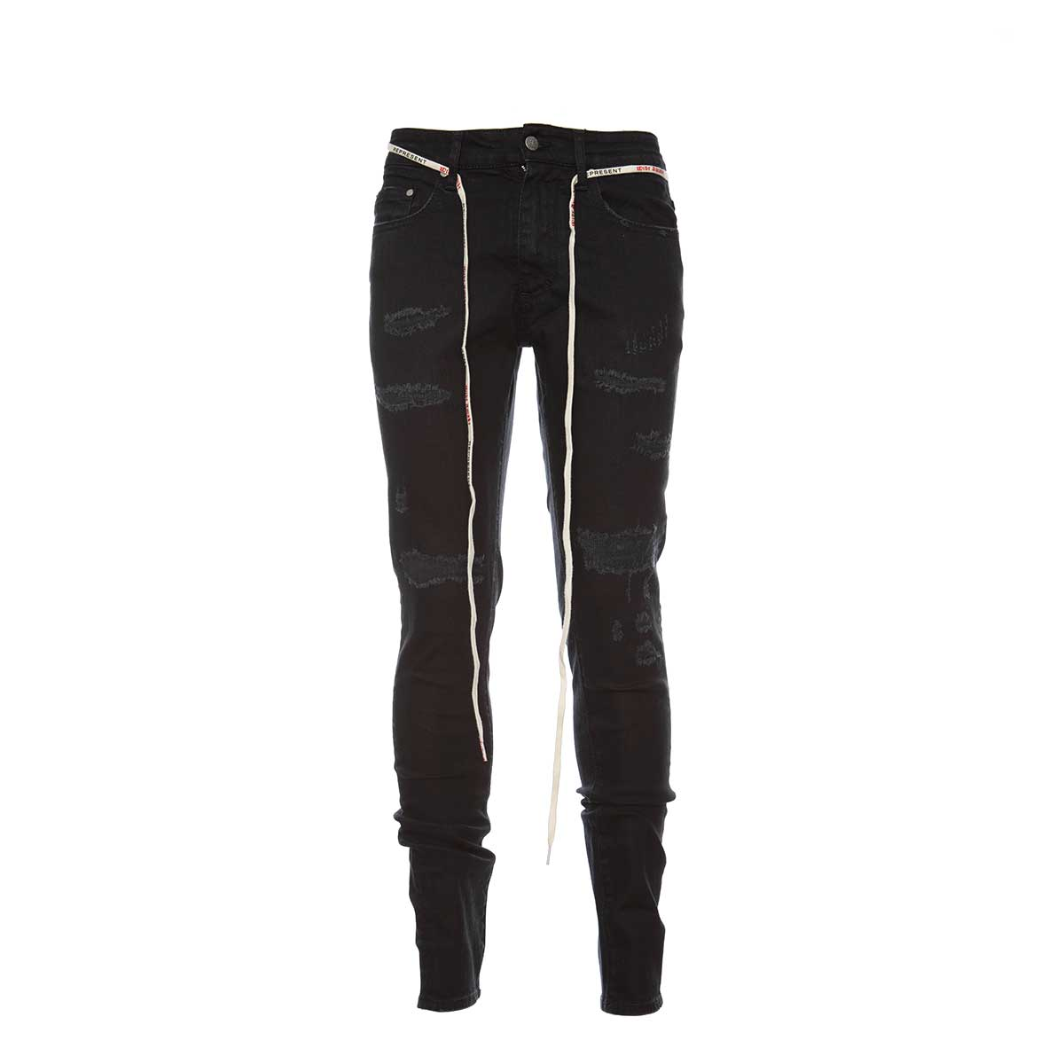 Represent Repairer Denim Wide Awake Black